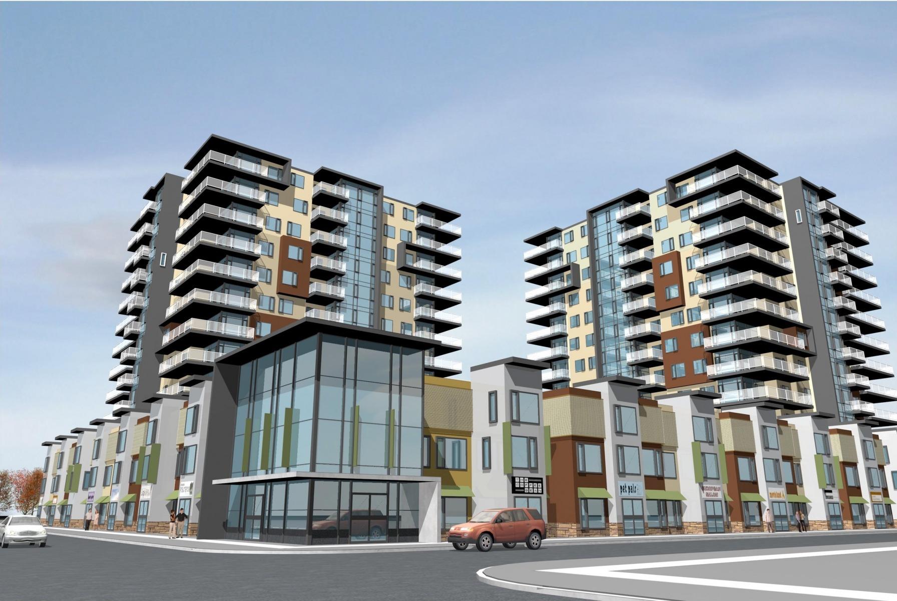Pilot Square Mixed-Use Development – Proposal