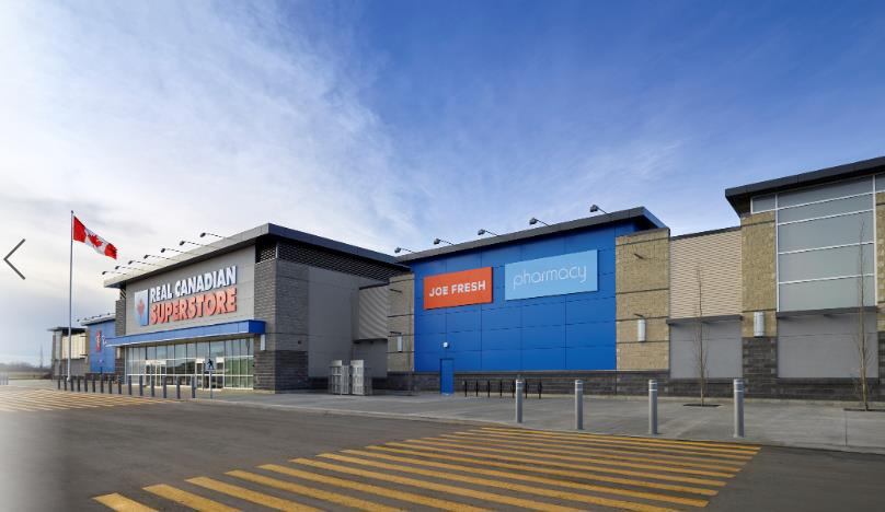 Real Canadian SuperstoreLoblaw Properties West Inc.