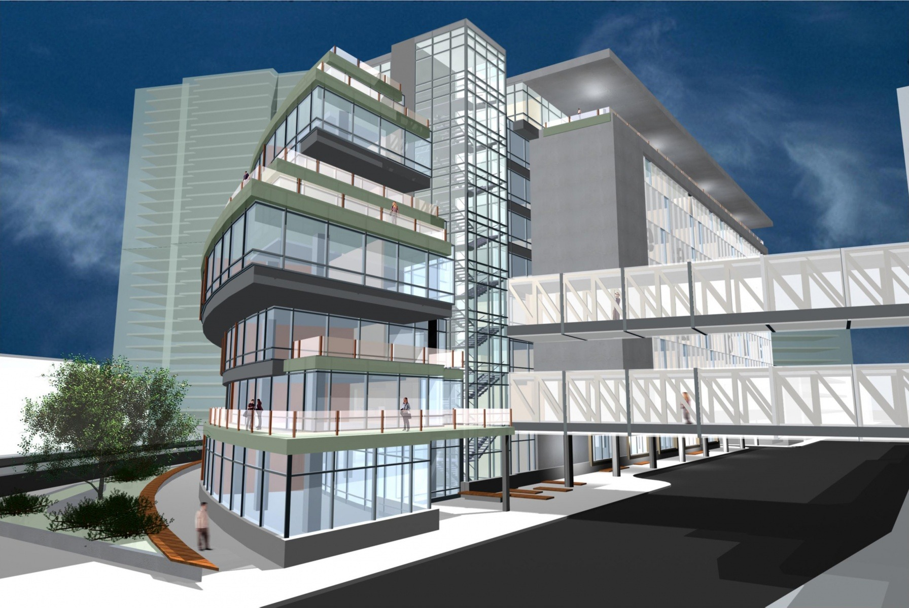 University Of Winnipeg Proposal – Ellice