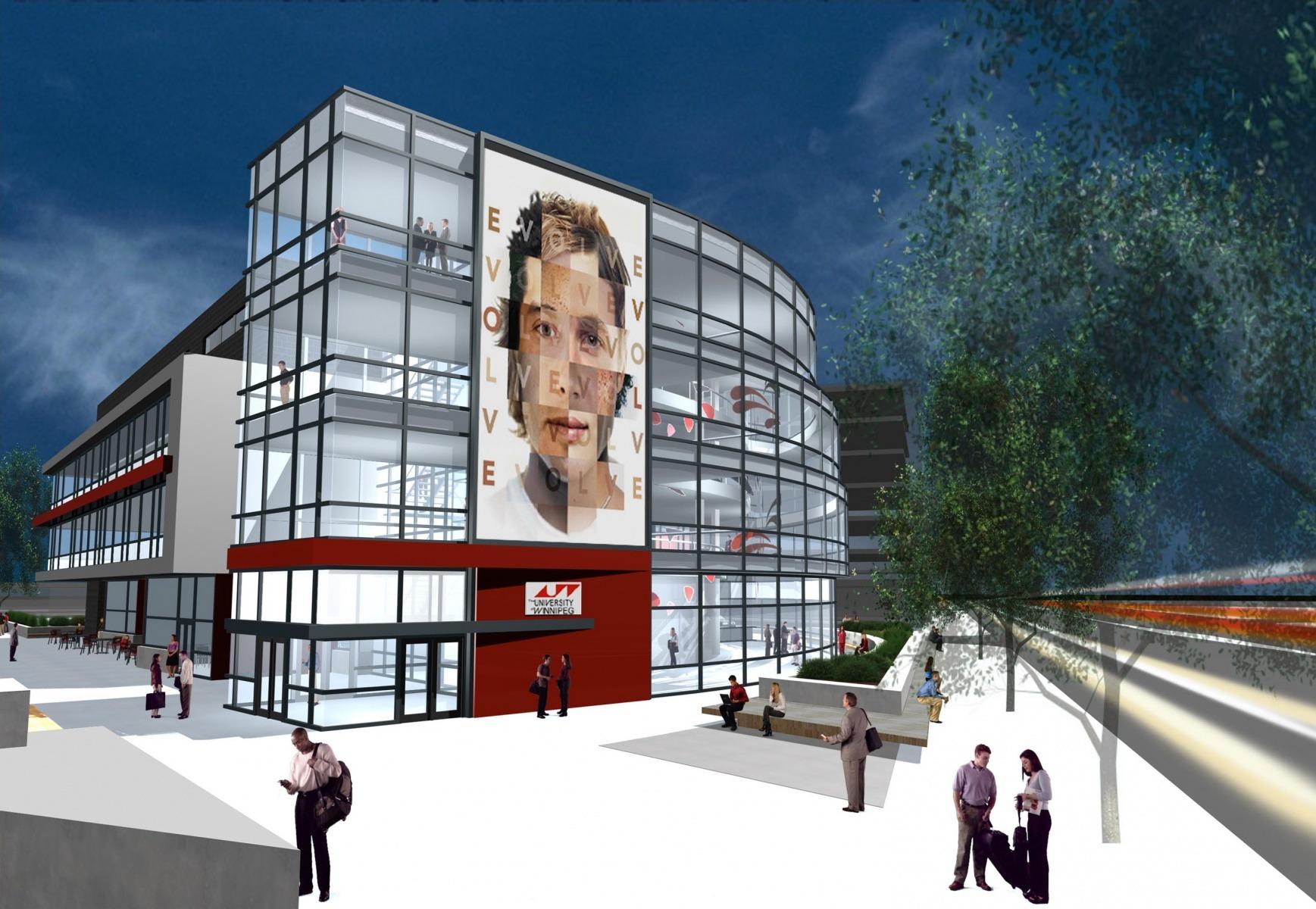 University Of Winnipeg Proposal – Portage