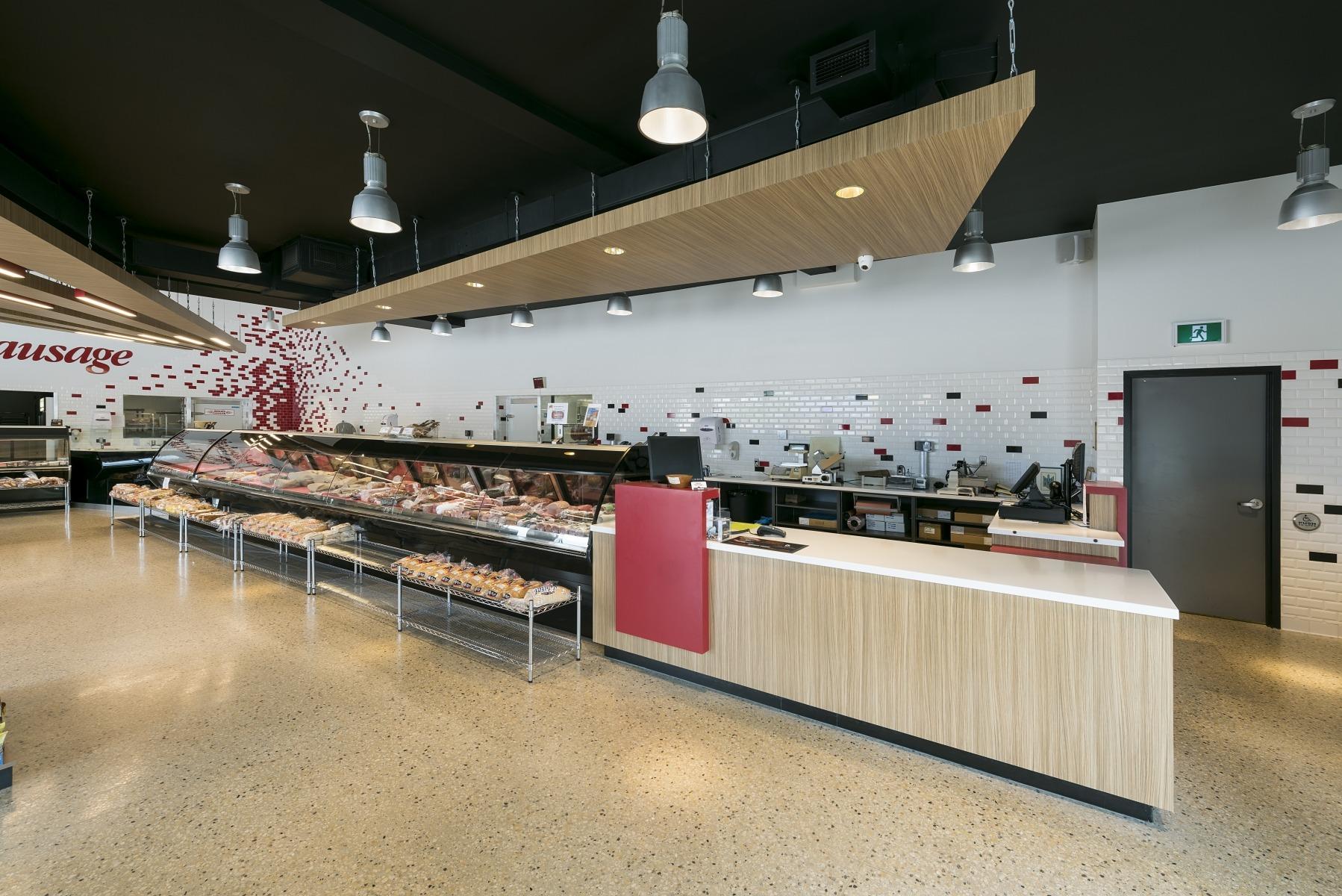 Tenderloin Meat & Sausage Winnipeg Commerce Design Award